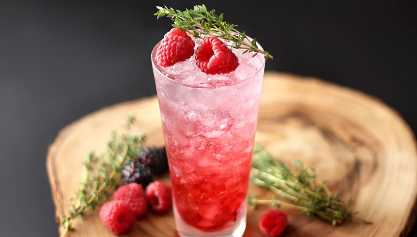 Raspberry Shrub Recipe