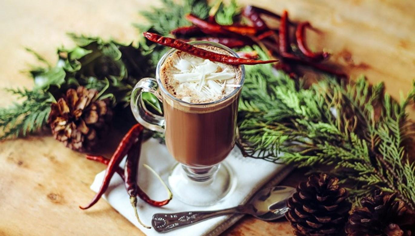 Spiked Mexican Hot Chocolate Recipe