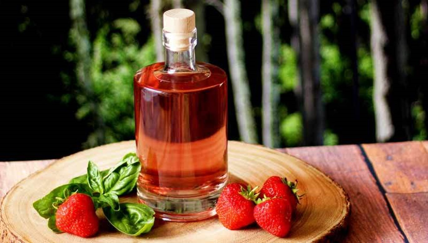 Strawberry & Basil Gin Recipe