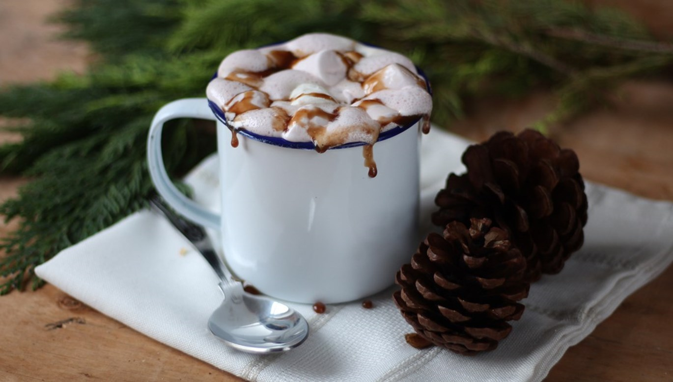 Spiced Red Wine Hot Chocolate Recipe