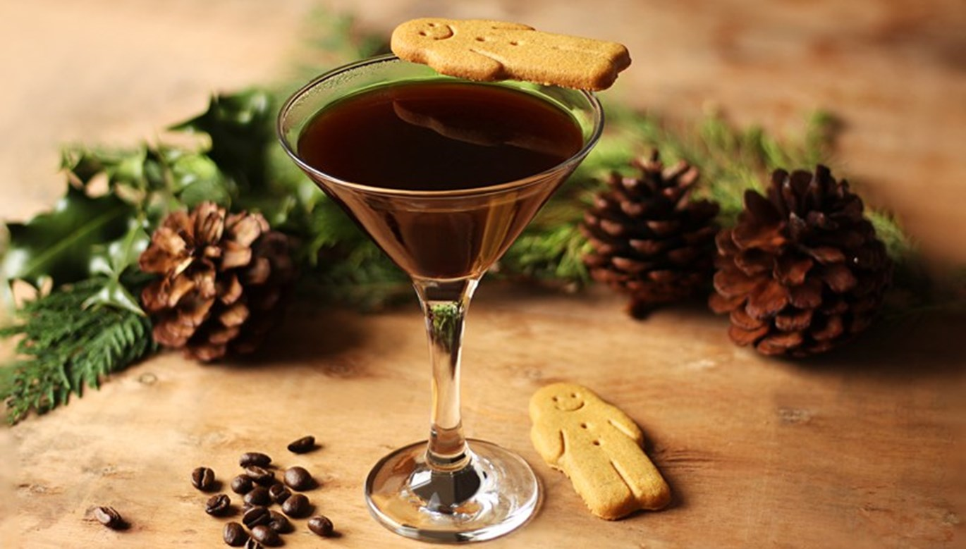 Gingerbread & Espresso Martini Recipe