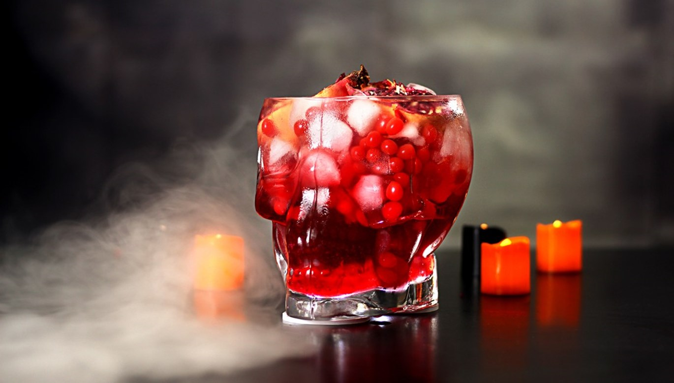 Spooktacular Halloween Cocktails: Pirate's Grog Punch