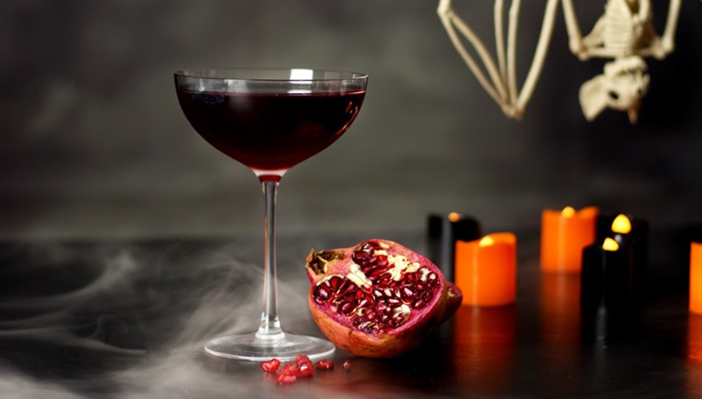 Halloween 2106: Nosferatu Blood Cocktail Recipe