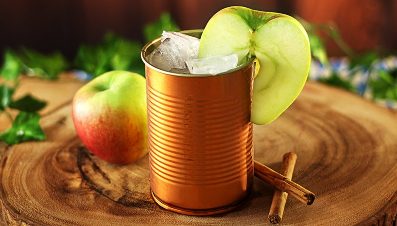 Apple Pie Moscow Mule Recipe