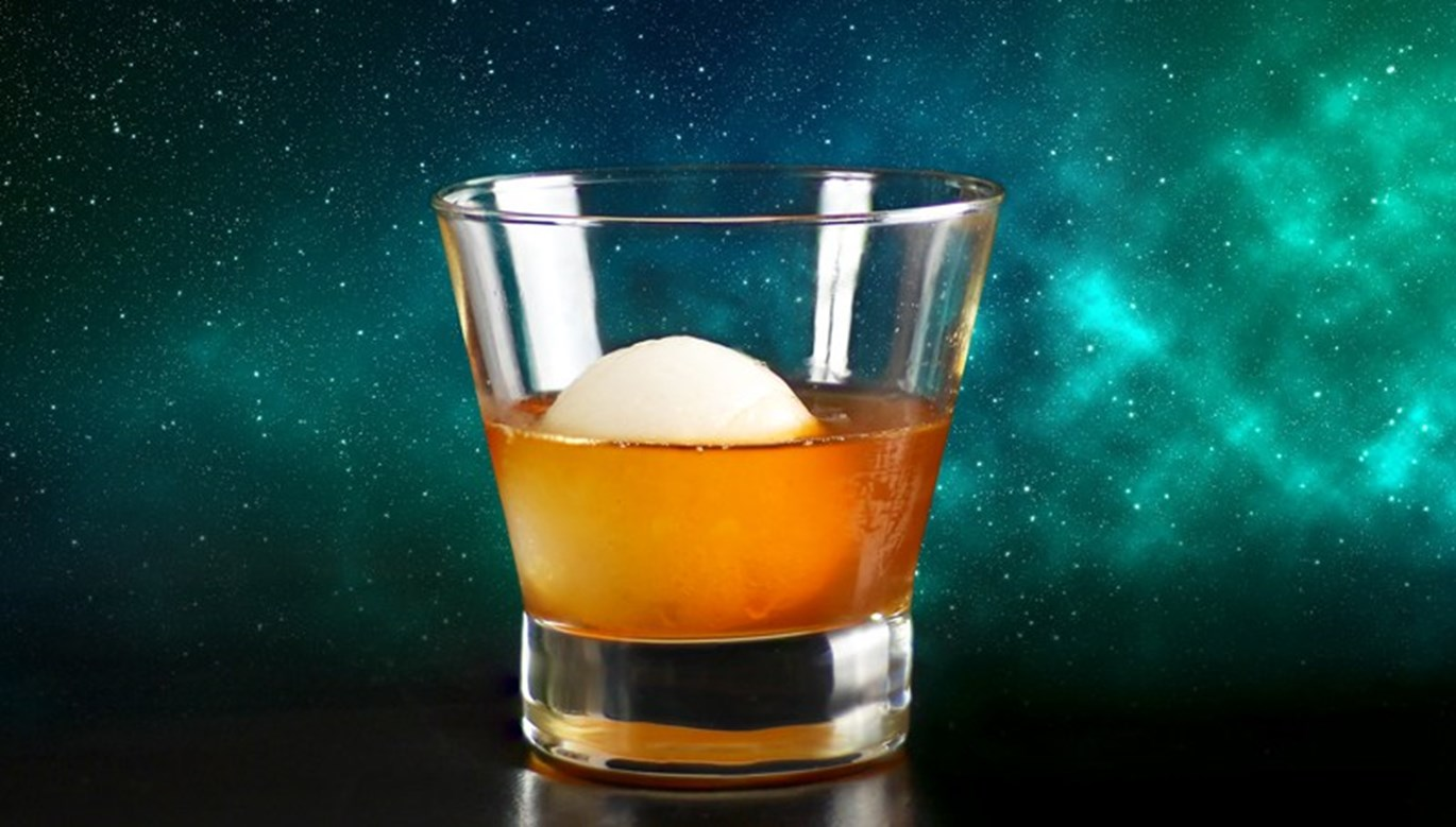 Geeky Cocktails: Death Star Cocktail Recipe