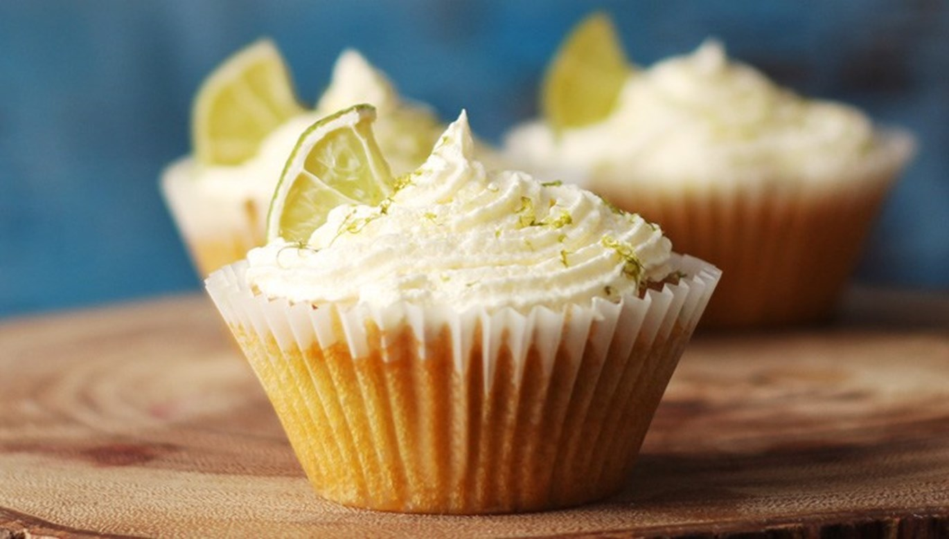 Gin & Tonic Cupcake Recipe